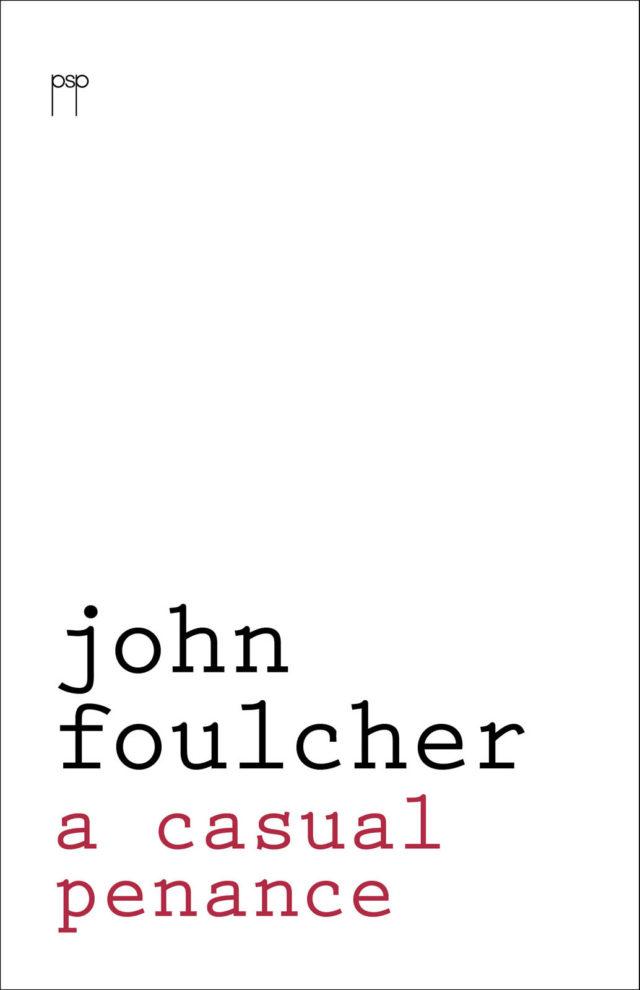 John Foulcher.  A Casual Penance
