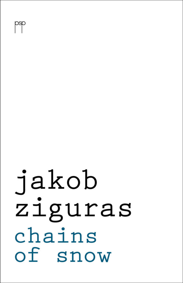 Jakob Ziguras: Chains of Snow (paperback)