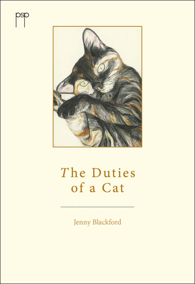 Jenny Blackford: The Duties of a Cat (pamphlet)