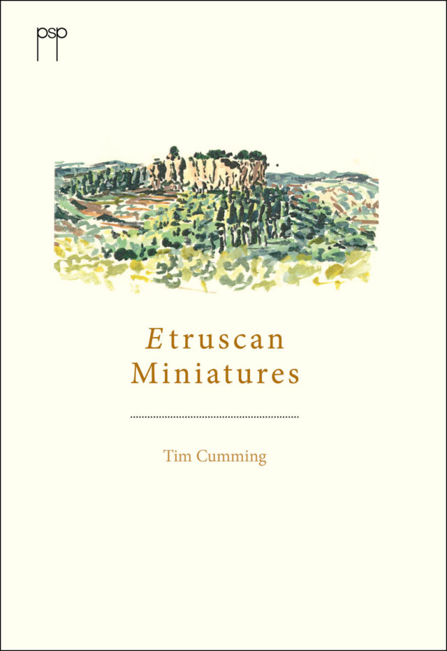Etruscan Miniatures (illustrated poetry pamphlet)