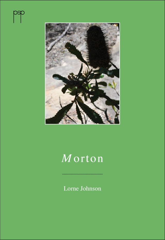Morton (illustrated poetry pamphlet)