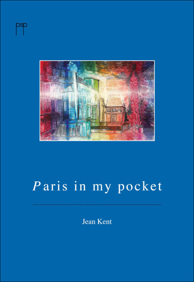 Paris in my pocket (illustrated poetry pamphlet)