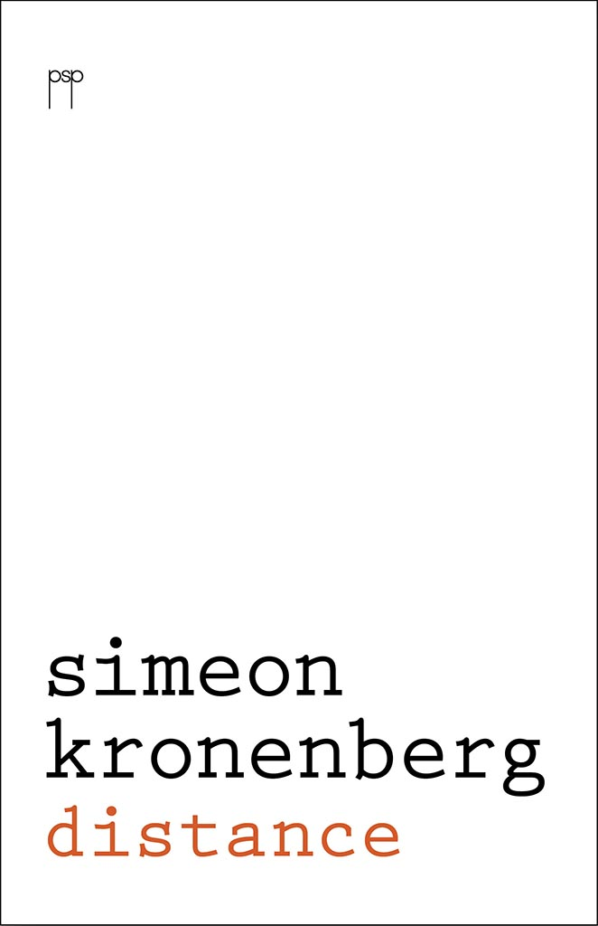 Simeon Kronenberg.  Distance